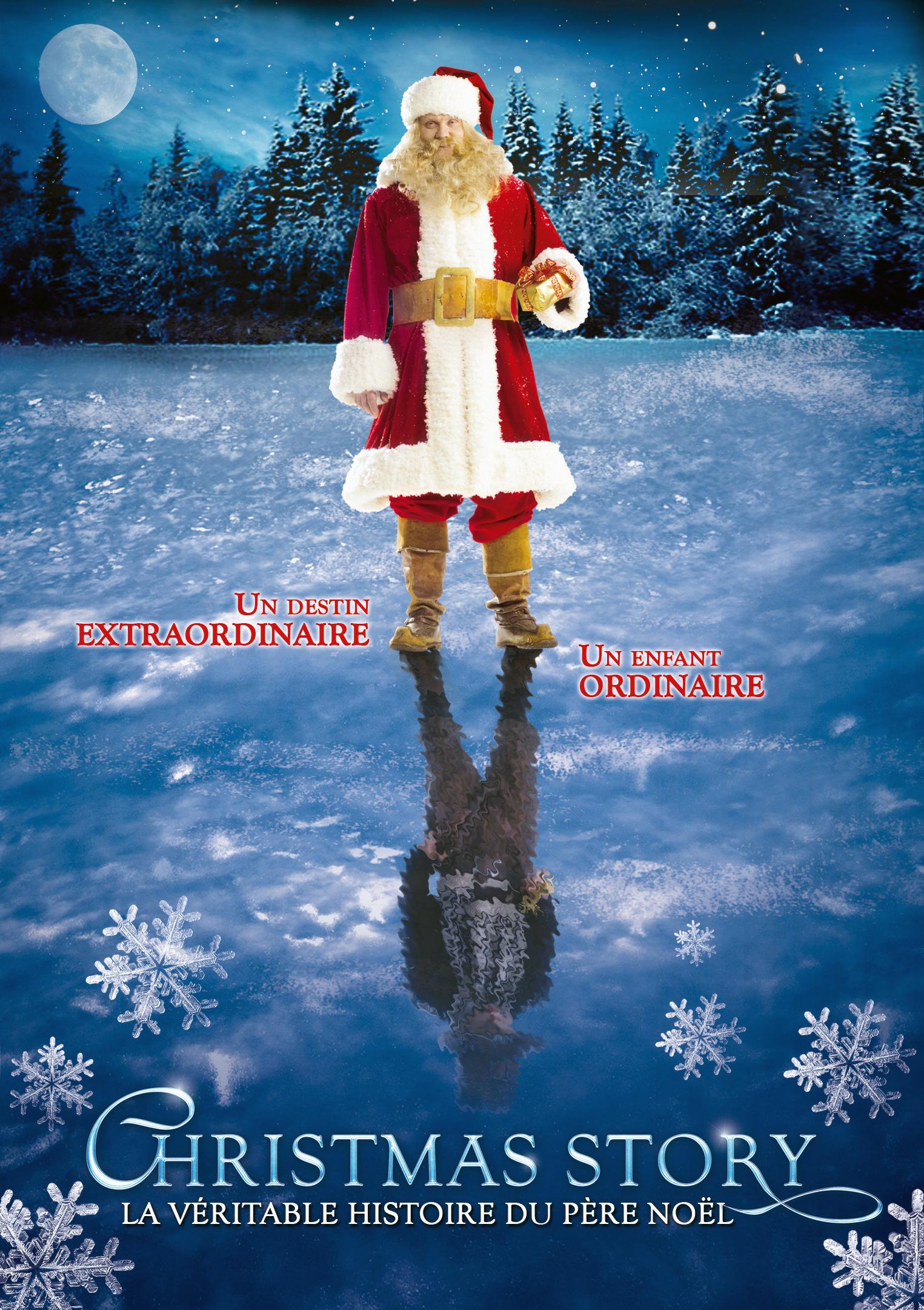 Download Christmas story, la véritable histoire du Père Noël FRENCH Poster